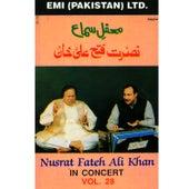 Mehfil-E-Sama  Nusrat Fateh Ali Khan In Concert  Vol. 28 by Nusrat Fateh Ali Khan