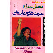 Mehfil-E-Sama  Vol. 26 by Nusrat Fateh Ali Khan