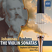 Brahms: The Violin Sonatas; Scherzo in C minor by James Winn