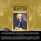 Obras Maestras de la Música Clásica, Vol. 3 / Johann Sebastian Bach by Various Artists