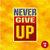 Never Give up, Vol. 4 von Various Artists