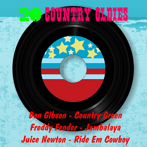 20 Country Oldies by Various Artists