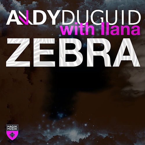 Zebra by Andy Duguid