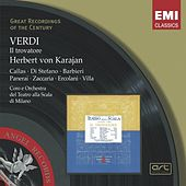 Verdi - Il Trovatore by Various Artists