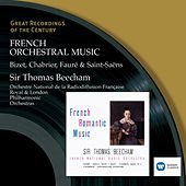 Bizet . Chabrier . Fauré by Sir Thomas Beecham