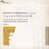 Haydn: Symphonies Vol.1 by Various Artists