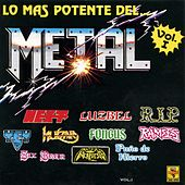 Lo Más Potente del Metal, Vol. 1 by Various Artists