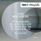 Boccherini: String Quartets by Bus-Quartett