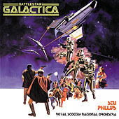Battlestar Galactica by Stu Phillips
