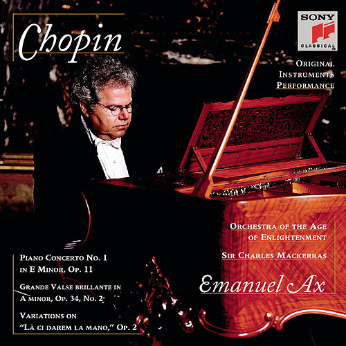 Chopin: Piano Concerto No. 1; Grande Valse Brillante; Variations on La ci darem la mano by Various Artists