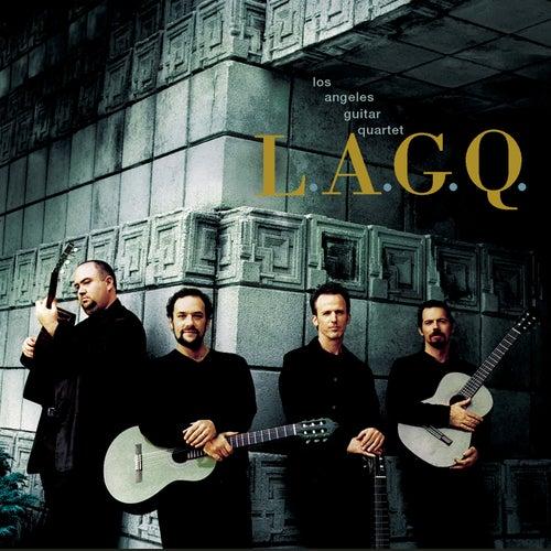 LAGQ by Los Angeles Guitar Quartet
