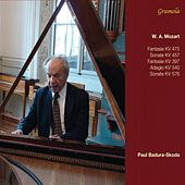 W.A. Mozart: Works for Piano by Paul Badura-Skoda