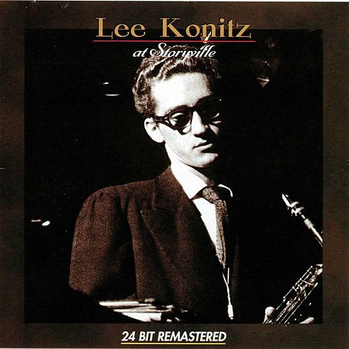 Jazz at Storyville by Lee Konitz
