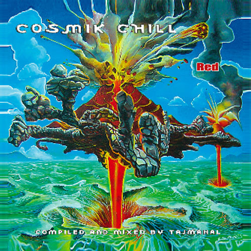 Cosmik Chill 'Red' von Various Artists