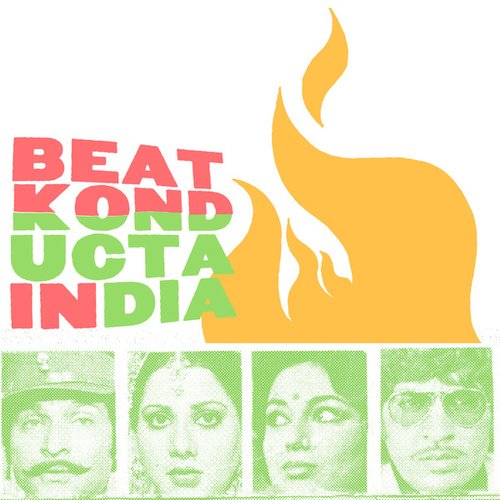 Beat Konducta Vol. 3 & 4: In India by Madlib