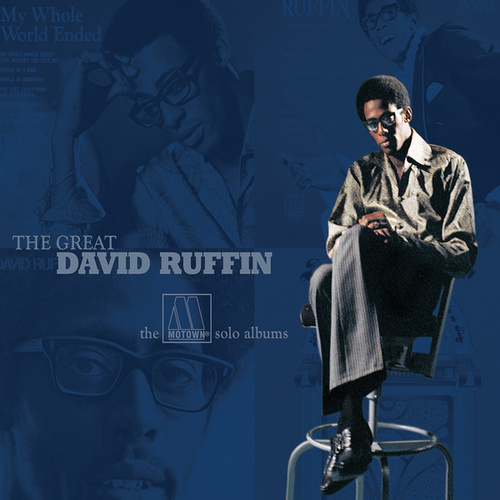 The Solo Albums, Volume 1 by David Ruffin