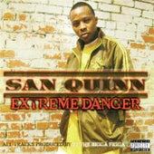 Extreme Danger by San Quinn