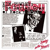 Living In The Streets by Kim Fowley