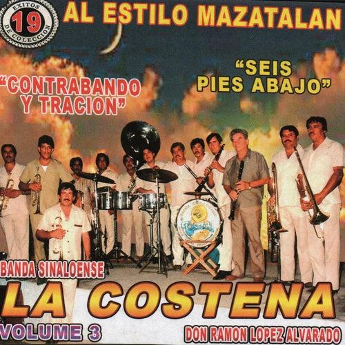 19 Exitos De La Costena Vol.3 by Banda La Costena