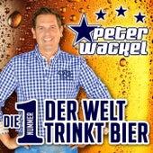 Die Nummer 1 der Welt trinkt Bier by Peter Wackel