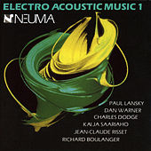 Electro Acoustic Music 1 by Various Artists