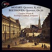Mozart & Beethoven: Piano Quintets by Penelope Crawford