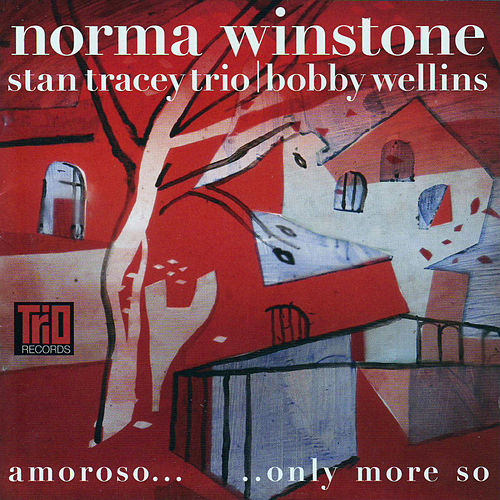 Amoroso... Only More So by Norma Winstone