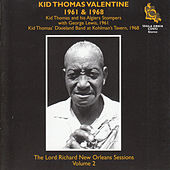 Kid Thomas Valentine 1961 & 1968 by Kid Thomas Valentine
