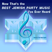 Now That's the Best Jewish Party Music I've Ever Heard by David & The High Spirit