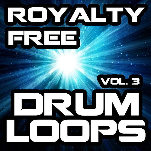 Royalty Free Drum Loops, Vol. 3 by Royalty Free Music Factory