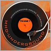 Underground House Sessions, Vol. 4 by Various Artists