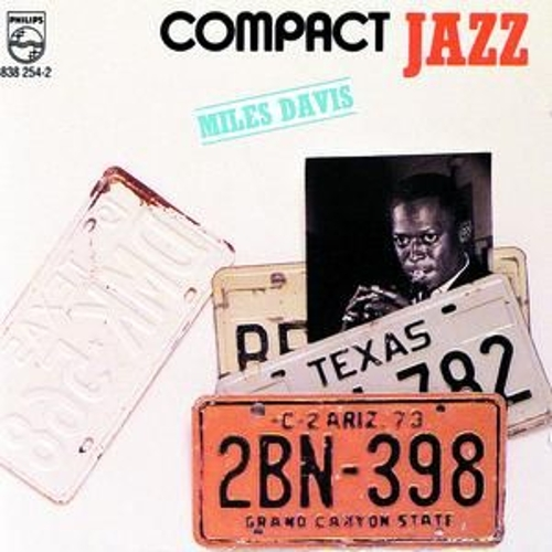 Compact Jazz by Miles Davis