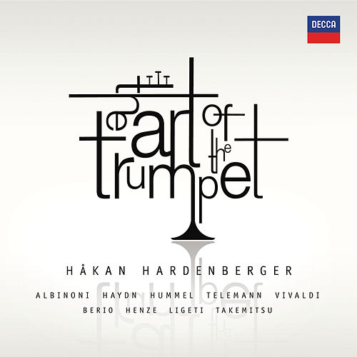 The Art of the Trumpet by Håkan Hardenberger