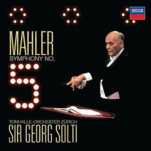 Mahler: Symphony No.5 by Tonhalle Orchester Zurich