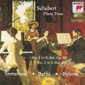 Schubert:  Piano Trios D.898 & 929 by Anner Bylsma; Jos van Immerseel; Vera Beths