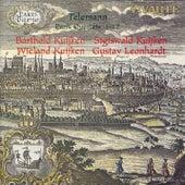 Telemann: Paris Quartets by Barthold Kuijken