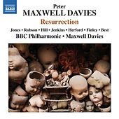 Maxwell Davies: Resurrection by Various Artists