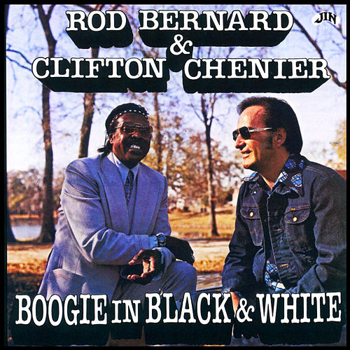 Boogie in Black & White by Clifton Chenier