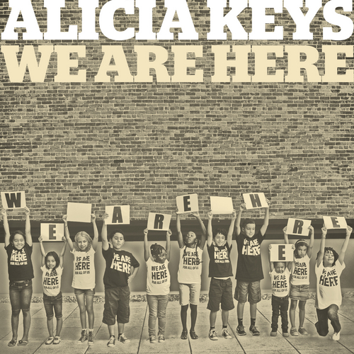 We Are Here von Alicia Keys