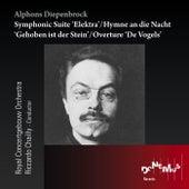 Alphons Diepenbrock: Symphonic Suite Elektra - Hymn an Die Nacht - Overture 'De Vogels' by Royal Concertgebouw Orchestra