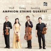 Amphion String Quartet: Wolf, Grieg and Janáček by Amphion String Quartet