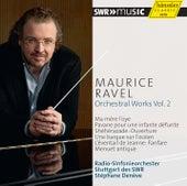 Ravel: Orchestral Works, Vol. 2 by Radio-Sinfonieorchester Stuttgart des SWR
