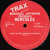 Lost in the Groove by Hercules