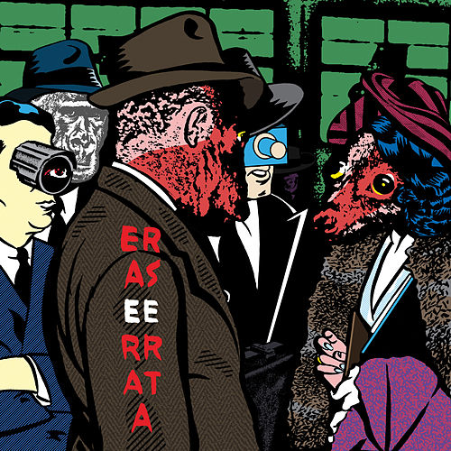 Lost Weekend by Erase Errata