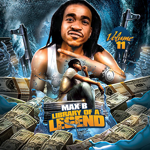 Library of a Legend Vol. 11 by Max B.