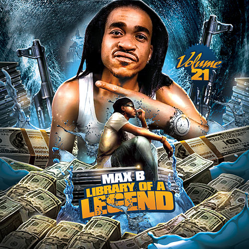 Library of a Legend Vol. 21 by Max B.