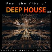 Feel the Vibe of Deep House, Vol. 3 by Various Artists