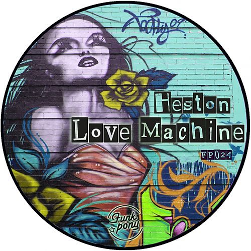 Love Machine - Single by Heston