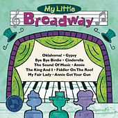 My Little Broadway by Chris Calabrese