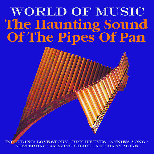 The Haunting Sounds Of The Pipes Of Pan by London Studio Orchestra